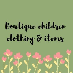 Boutique Clothing {Children}